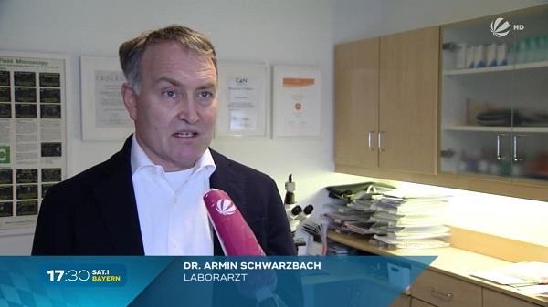 Dänische Corona-Mutation bislang unbemerkt in Bayern angekommen