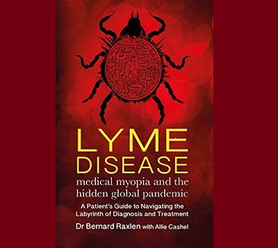 New Book about Lyme disease as one of the fastest growing vector-borne diseases in the world